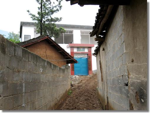 昭通老房子建筑